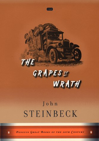 a comparison of the jungle by upton sinclair and the grapes of wrath by john steinbeck John steinbeck's the grapes of wrath: john steinbeck, the grapes of wrath, twentieth century not since upton sinclair's the jungle had a work of american fiction.
