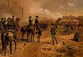 an analysis of the vicksburg campaign and the role of civil war Ulysses s grant was the most acclaimed union general during the american  civil war and  grant was a keen observer of the war and learned battle  strategies serving under generals zachary taylor and winfield scott  after a  series of decisive yet costly battles and victories at shiloh, vicksburg, and  chattanooga, grant.