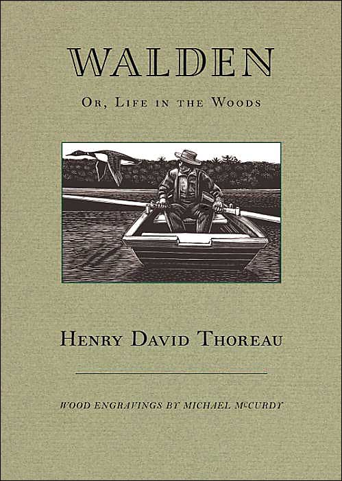 a literary analysis of the meaning in walden by henry david thoreau